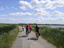 France-Provence-Cycling through Provence and Camargue